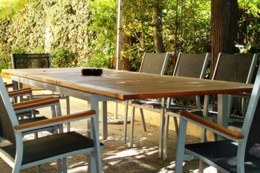 Hotel Trave: Terrasse FIGUERES