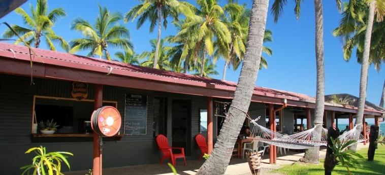 Hotel Bamboo Backpackers: Dettagli Strutturali FIJI ISLAND