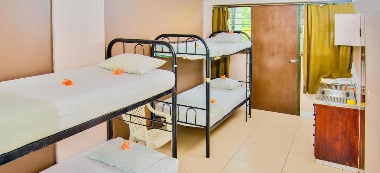 Hotel Bamboo Backpackers: Habitaciòn Cuàdruple FIJI ISLAND