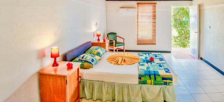 Hotel Bamboo Backpackers: Habitación FIJI ISLAND