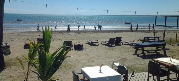 Hotel Bamboo Backpackers: Patio FIJI ISLAND