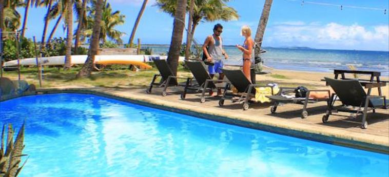 Hotel Bamboo Backpackers: Piscina FIJI ISLAND