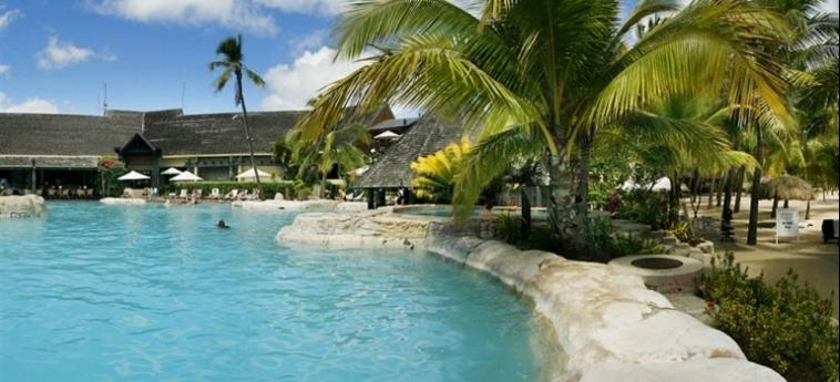 Doubletree Resort By Hilton Hotel Fiji - Sonaisali Island: Außenschwimmbad FIJI ISLAND