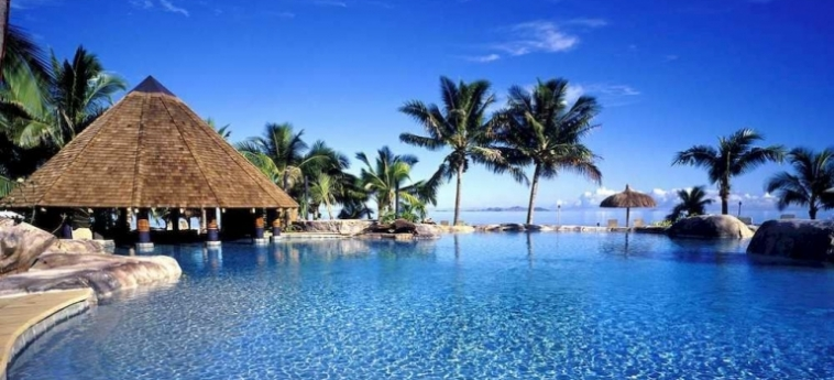 Doubletree Resort By Hilton Hotel Fiji - Sonaisali Island: Camera Junior Suite FIJI ISLAND