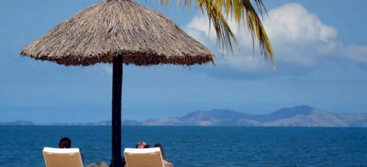 Doubletree Resort By Hilton Hotel Fiji - Sonaisali Island: Der Skiurlaubsort FIJI ISLAND