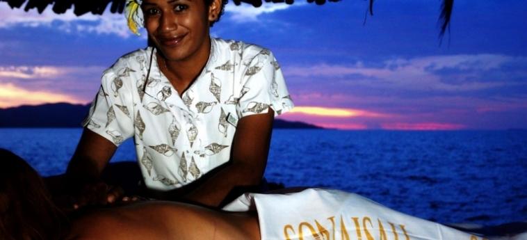 Doubletree Resort By Hilton Hotel Fiji - Sonaisali Island: Diskothek FIJI ISLAND