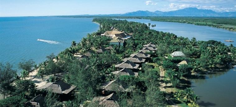 Doubletree Resort By Hilton Hotel Fiji - Sonaisali Island: Fitnesscenter FIJI ISLAND