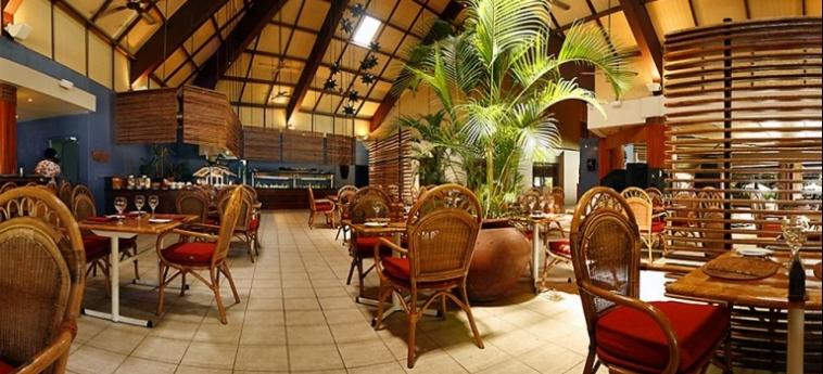Doubletree Resort By Hilton Hotel Fiji - Sonaisali Island: Restaurant FIJI ISLAND