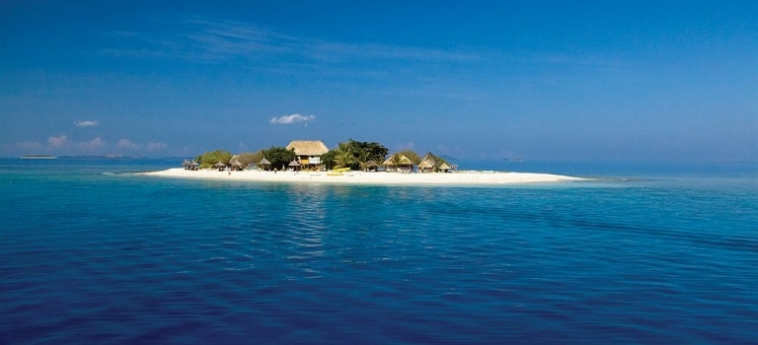 Hotel South Sea Island Resort: Plage FIJI ISLAND
