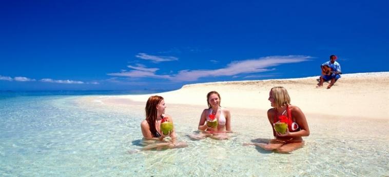 Hotel South Sea Island Resort: Apartment Diana FIJI ISLAND
