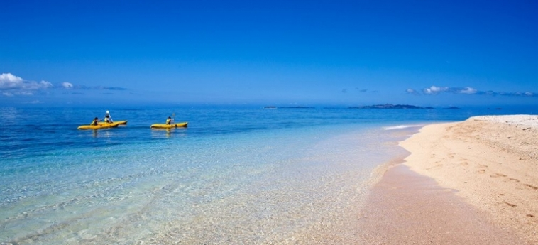 Hotel South Sea Island Resort: Income FIJI ISLAND