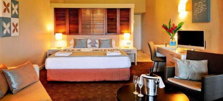 Hotel Novotel Nadi: Exterieur FIJI ISLAND