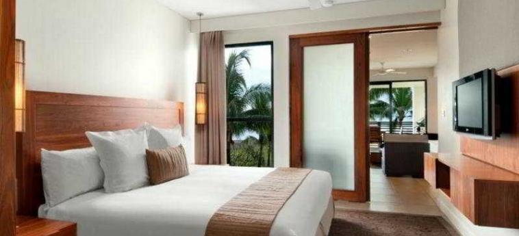 Hotel Hilton Fiji Beach Resort And Spa: Schlafzimmer FIJI ISLAND