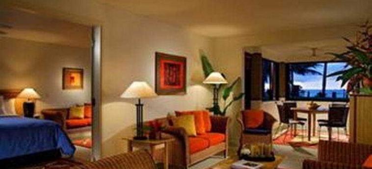 Hotel Sheraton Denarau Villas: Bedroom FIJI ISLAND