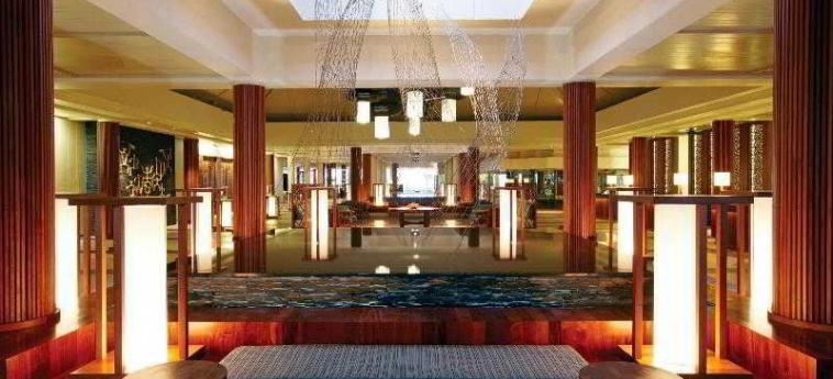 Hotel Sheraton Denarau Villas: Lobby FIJI ISLAND
