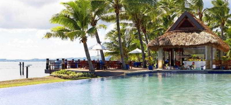 Hotel Sheraton Denarau Villas: Restaurant FIJI ISLAND