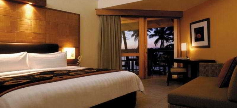 Hotel Shangri-La's Fijian Resort And Spa Yanuca: Chambre FIJI ISLAND