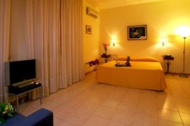 Hotel Alex: Camera Matrimoniale/Doppia FIRENZE