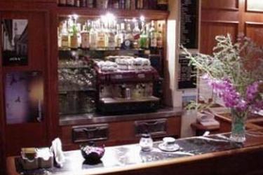 Hotel Porta Faenza: Bar FIRENZE