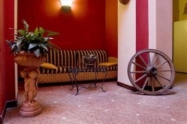 Hotel Porta Faenza: Lobby FIRENZE