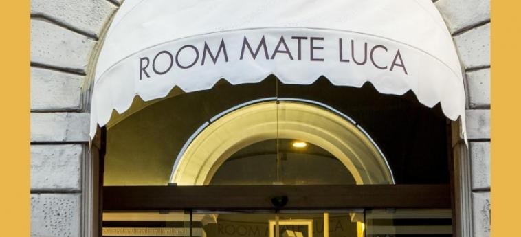 Hotel Room Mate Luca: Logo FIRENZE