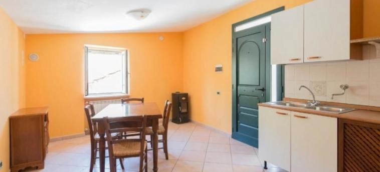Fiuggi Apartments By Thaz Italia: Living Room FIUGGI - FROSINONE