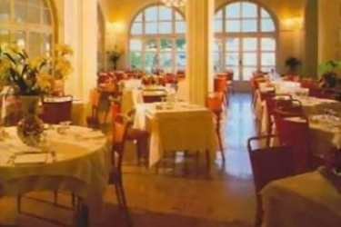 Hotel Villa Igea: Restaurant FIUGGI - FROSINONE