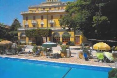 Hotel Villa Igea: Außenschwimmbad FIUGGI - FROSINONE