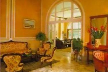 Hotel Villa Igea: Lounge FIUGGI - FROSINONE