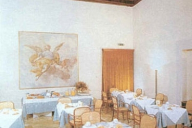 Hotel Palazzo Benci: Breakfast Room FLORENCE