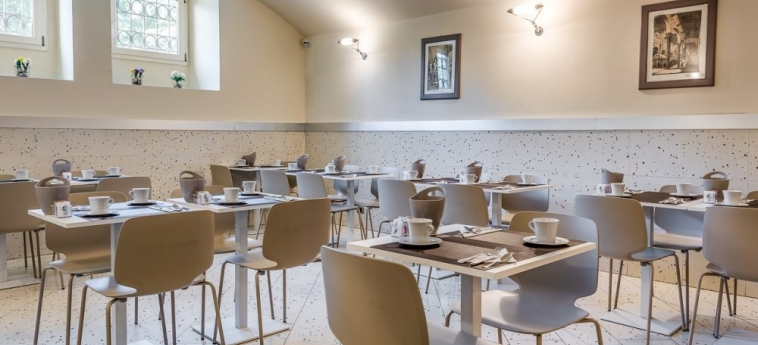 Hotel La Fortezza: Breakfast Room FLORENCE