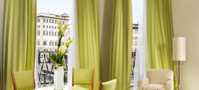 Grand Hotel Minerva: Balcony FLORENCE