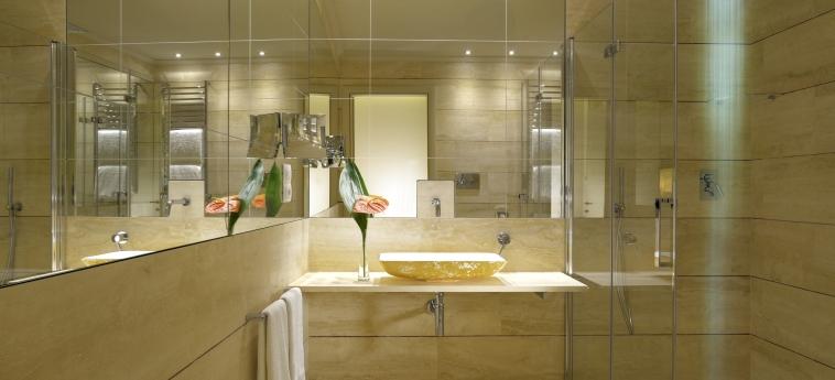 Grand Hotel Minerva: Bathroom FLORENCE