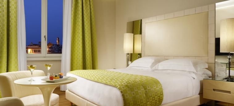 Grand Hotel Minerva: Bedroom FLORENCE