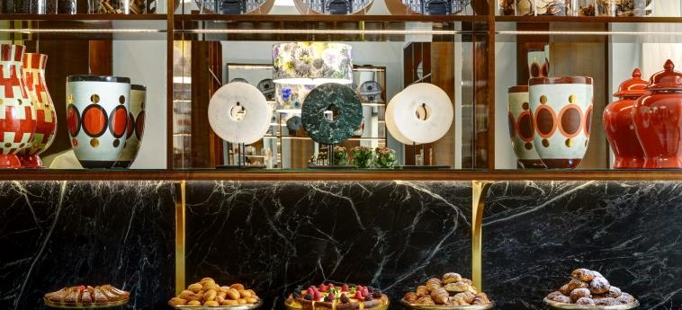 Grand Hotel Minerva: Breakfast Room FLORENCE