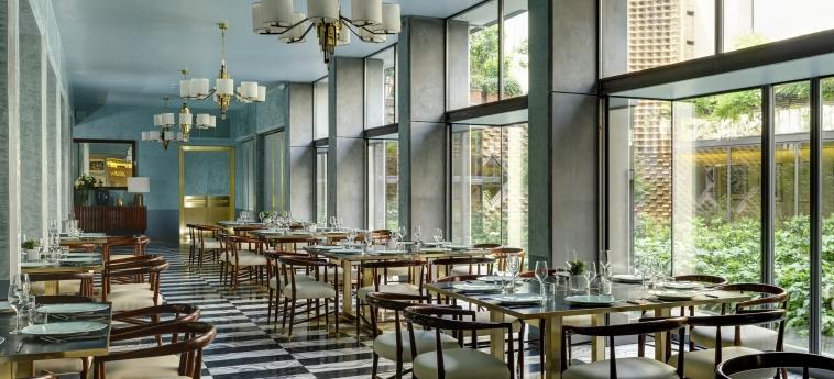 Grand Hotel Minerva: Hall FLORENCE