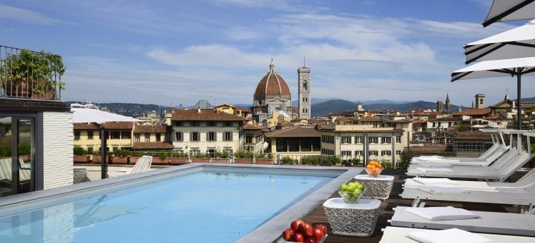Grand Hotel Minerva: Pool FLORENCE