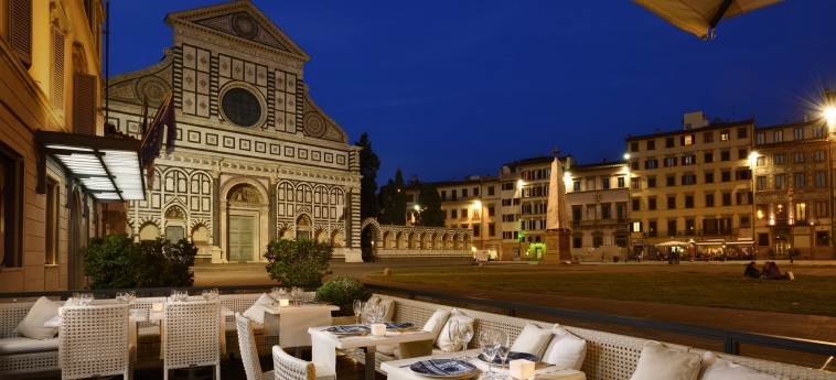 Grand Hotel Minerva: Restaurant FLORENCE