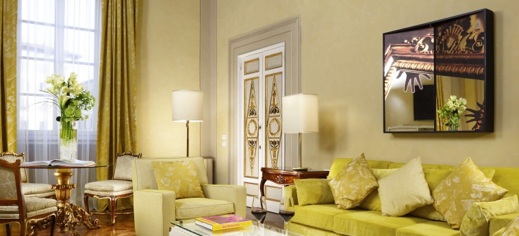 Grand Hotel Minerva: Room - Deluxe FLORENCE