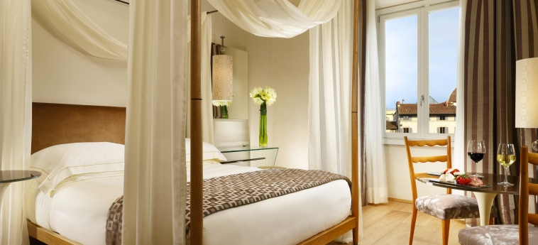 Grand Hotel Minerva: Room - Double FLORENCE