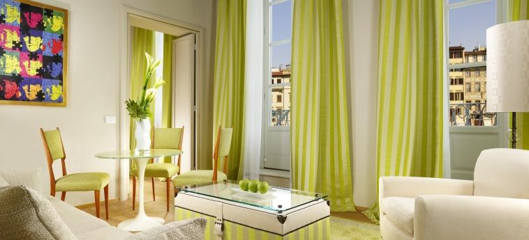 Grand Hotel Minerva: Room - Suite FLORENCE