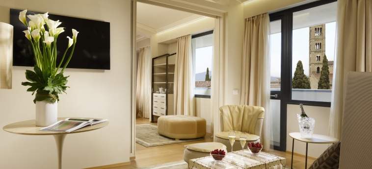 Grand Hotel Minerva: Suite Room FLORENCE