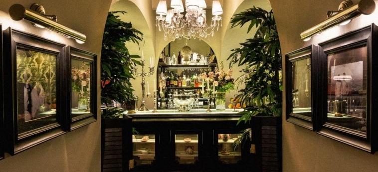 Hotel Cellai Boutique: Bar FLORENCE
