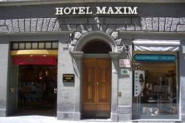 Hotel Maxim: Exterior FLORENCE