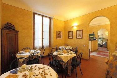 Hotel Genesio: Restaurant FLORENCE
