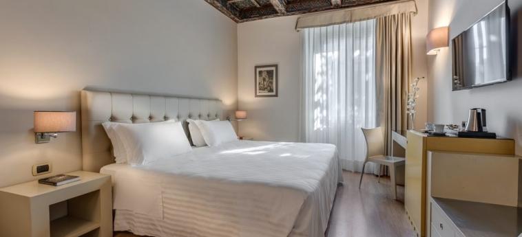 Hotel La Fortezza: Habitación de Lujo FLORENCIA