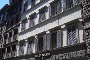 Hotel Maxim: Exterior FLORENCIA