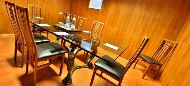 Hotel Villa Gabriele D'annunzio: Sala Reuniones FLORENCIA