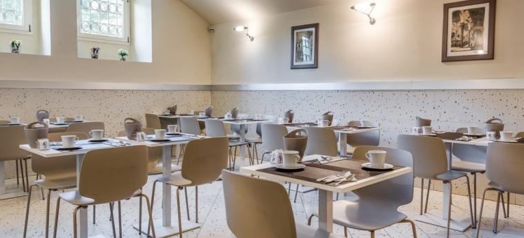 Hotel La Fortezza: Frühstücksraum FLORENZ