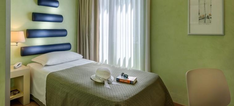 Hotel La Fortezza: Schlafzimmer FLORENZ